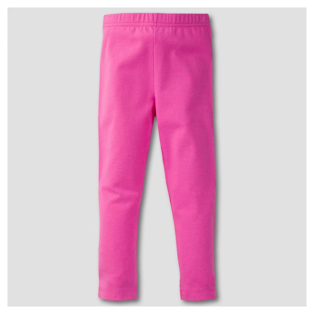 Gerber Graduates Toddler Girls Leggings Pants - Pink 03T, Size: 3T