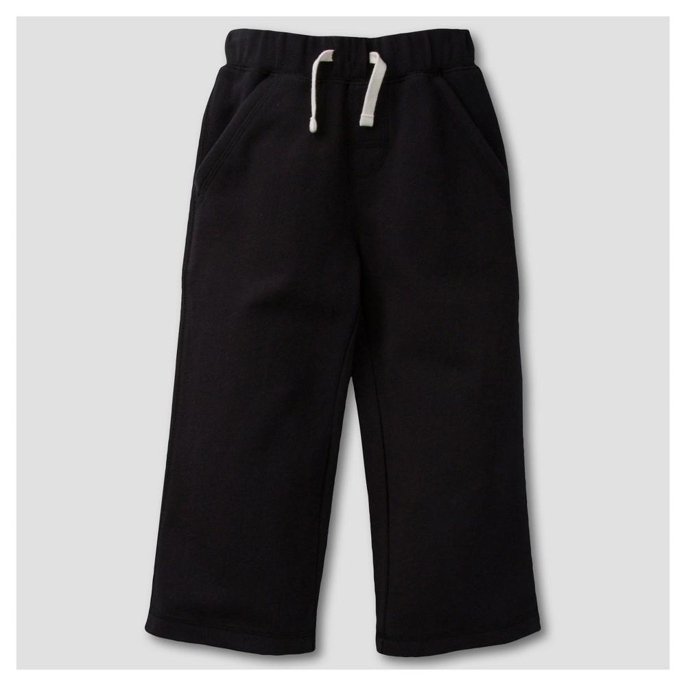 Gerber Graduates Toddler Boys Pants - Black 3T