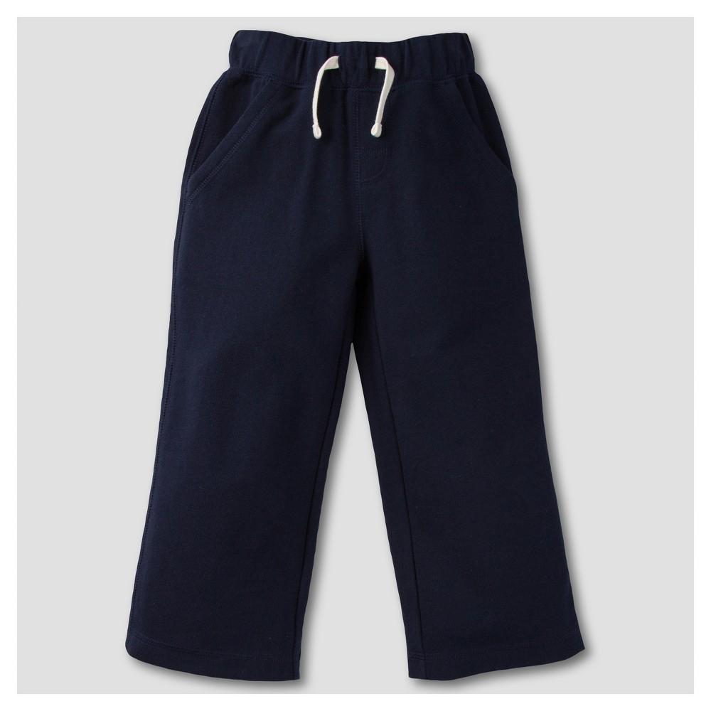 Gerber Graduates Toddler Boys Pants - Navy 24M, Size: 24 M, Blue