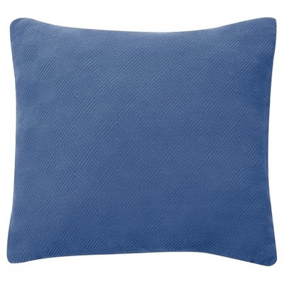 Blue Throw Pillow - Madison