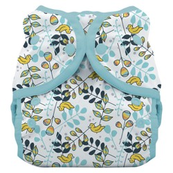 Thirsties Duo Wrap Snap Cloth Diaper Cover, Size One (Select Style)