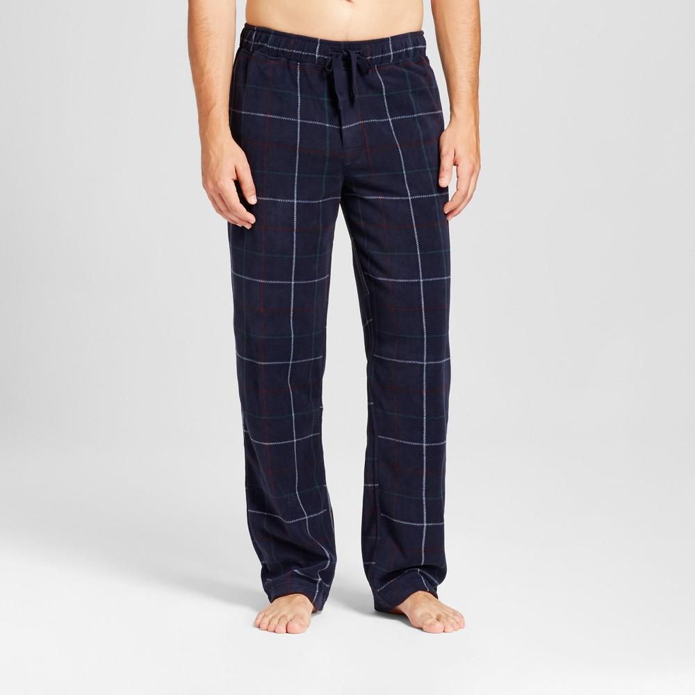 Mens Fleece Pajama Pants - Goodfellow & Co Navy (Blue) XL