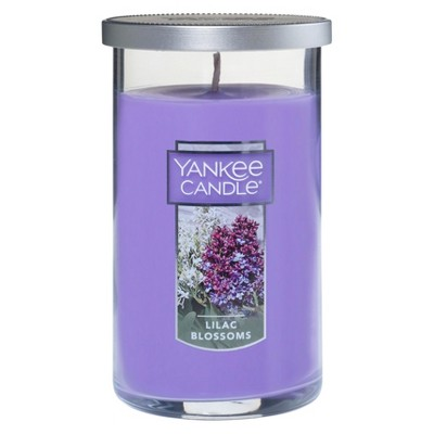 Yankee Candle® - Pillar Candle Lilac Blossoms 12oz