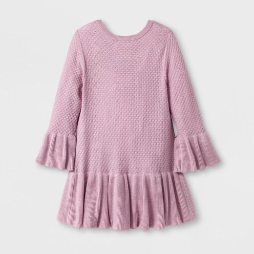 Toddler Girls' Sweater Dresses - Genuine Kids™ from OshKosh® Pink ...