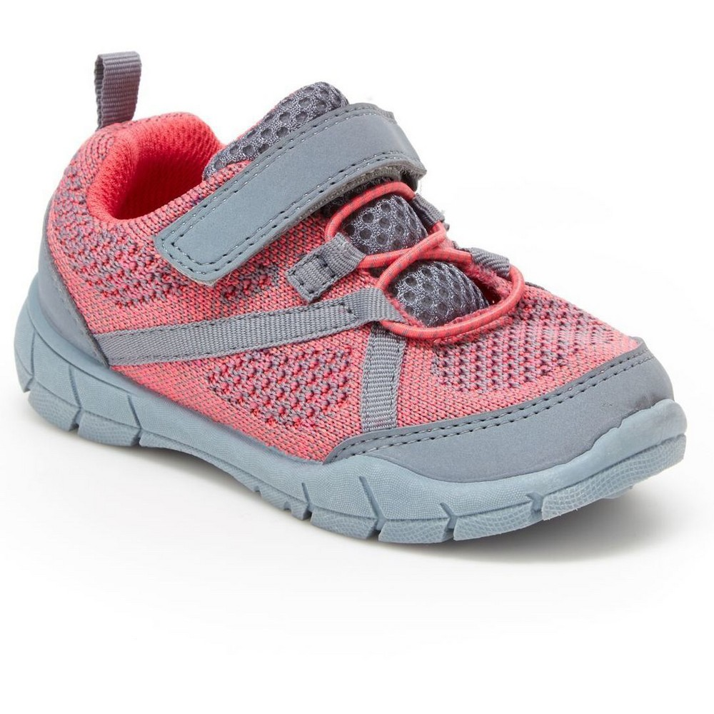 Toddler Girl Trinity Sneakers - Just One You Made by Carters Pink12, Size: 12, Pink
