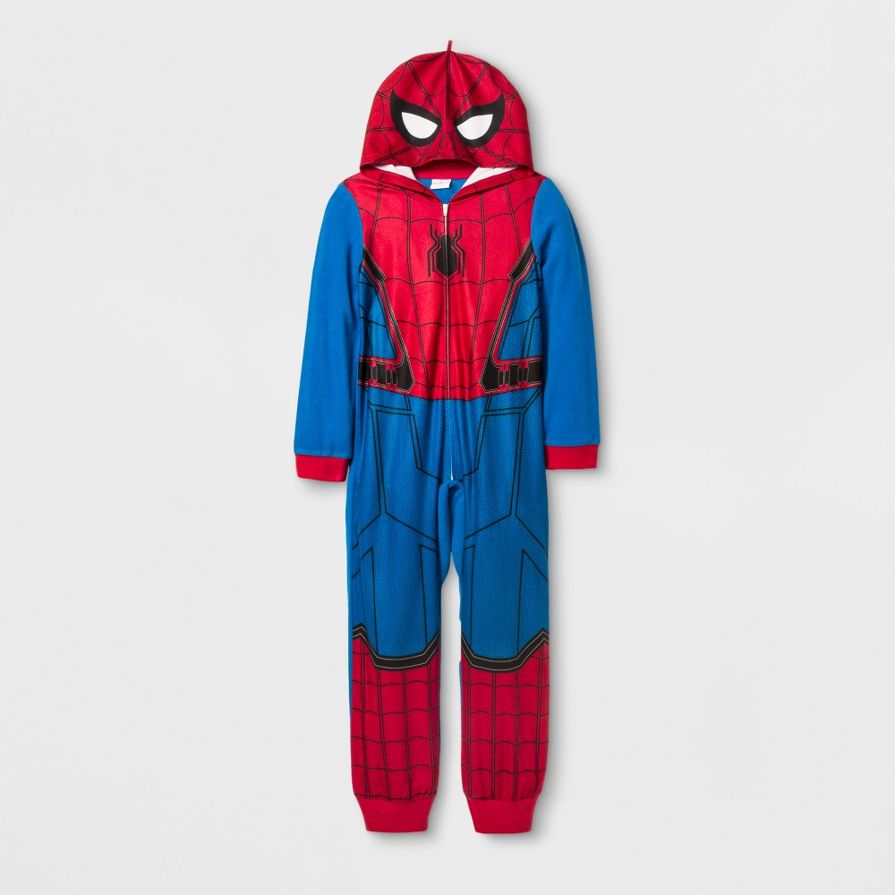 Boys Marvel Spider-Man: Homecoming Union Suit - Red 6