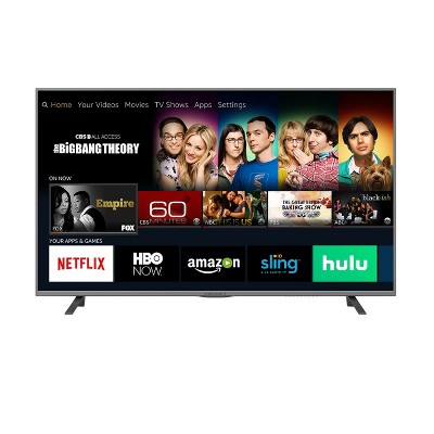 Element 50  4K UHD Smart TV - Amazon Fire TV Edition - Black (EL4KAMZ501)