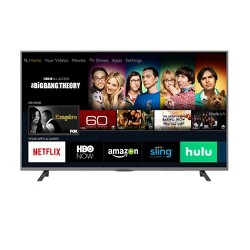 "Element 50"" 4K UHD Smart TV - Amazon Fire TV Edition - Black (EL4KAMZ501)"