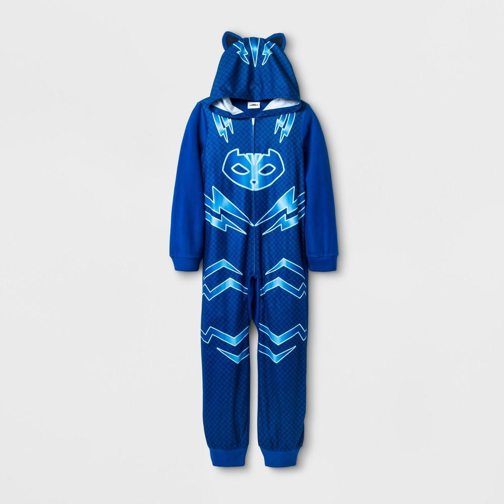 Boys PJ Masks Union Suit - Blue 4