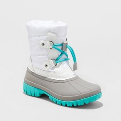 Girls' Paisley Short Bungee Winter Boots Cat & Jack™