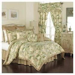 Floral Garden Glory Comforter Set 4pc - Waverly®