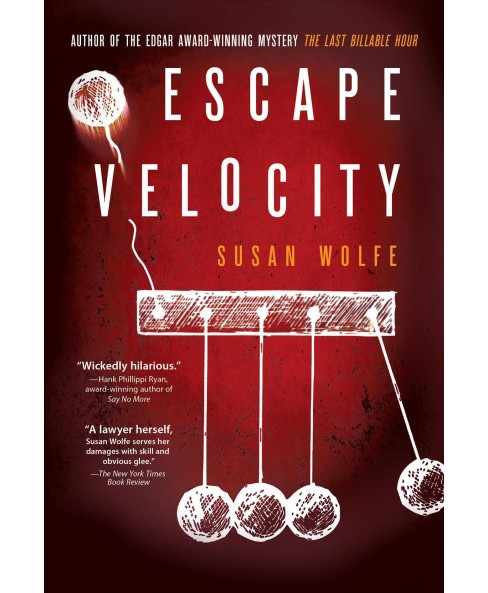 Escape Velocity (Paperback) (Susan Wolfe) - image 1 of 1