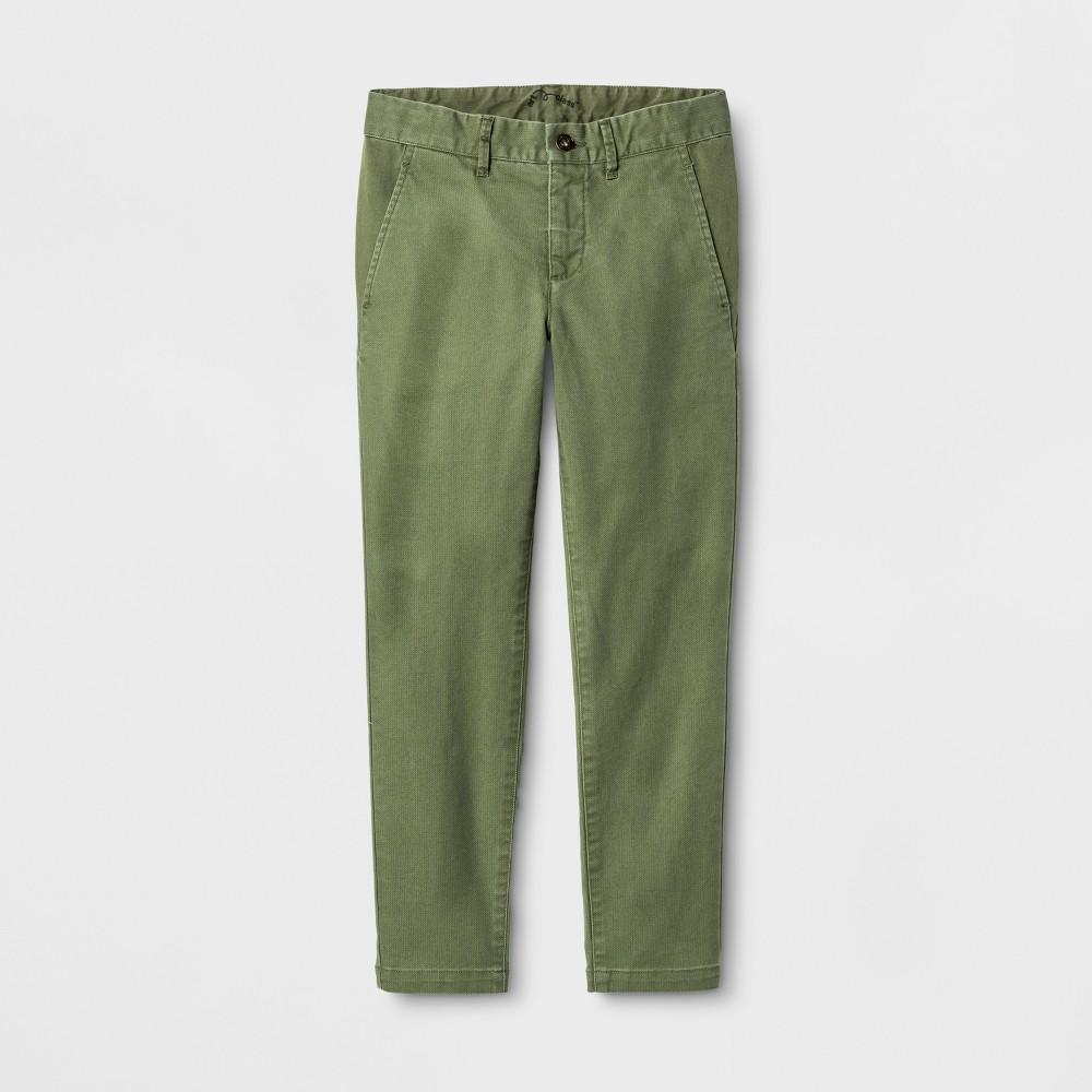 Boys Chino Pants - Art Class Brown 14