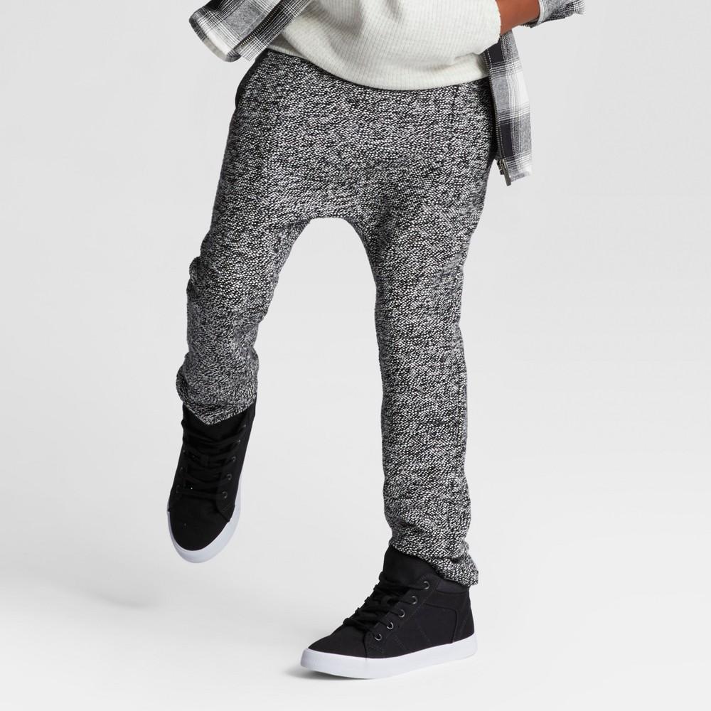 Boys Sweater Jogger Pants - Art Class Heather Gray L