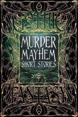 Murder Mayhem Short Stories (Hardcover)