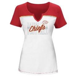 Kansas City Chiefs Women's Fashion T-Shirt