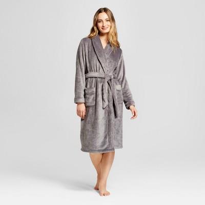 Women's Robes - Gilligan & O'Malley™ Anchor Gray XS/S