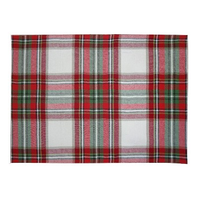 Ruby Ring Plaid Placemat - Threshold™