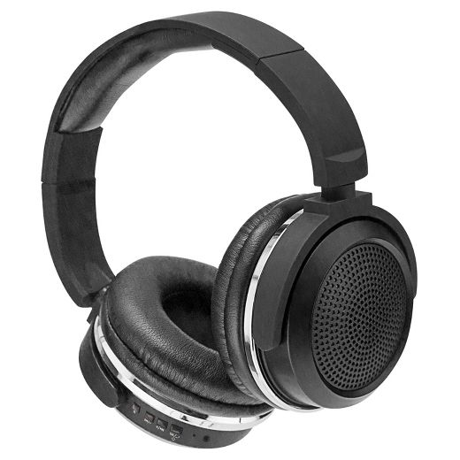 Sentry Bluetooth Pro Series Headphones - Black