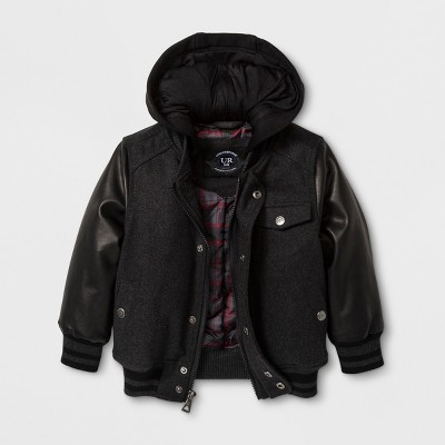 Outerwear Coats And Jackets Urban Republic 3T Charcoal Heather