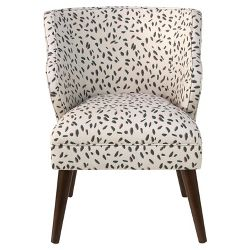 Clary Curved Back Accent Chair Opalhouse Target