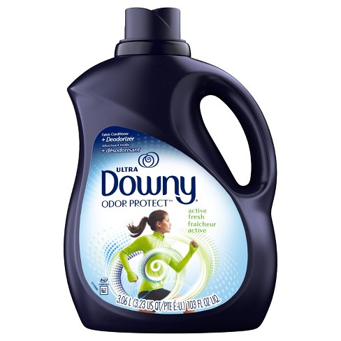 Downy Protect & Refresh Active Fresh Fabric Conditioner - 103 fl oz - image 1 of 2