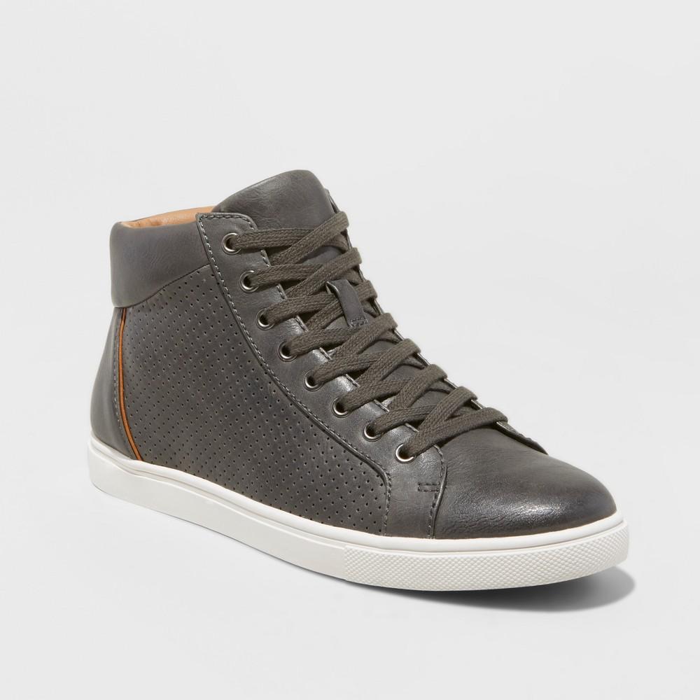 Fashion Boots SoHo Cobbler Soho 2 Gray 8.5, Men's