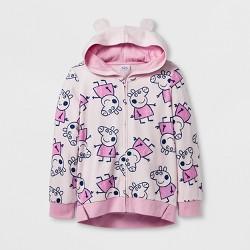Girls' Peppa Pig Sweatshirt - Pink