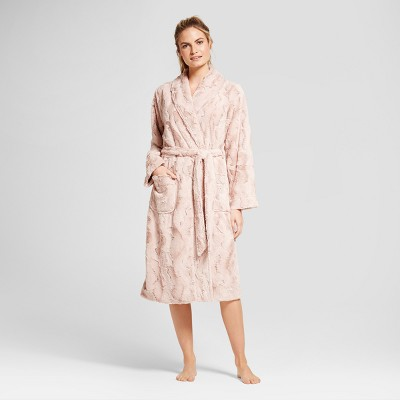 Women's Robes - Gilligan & O'Malley™ Palm Beach Pink XL/XXL