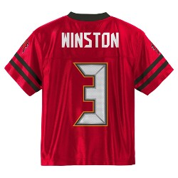 Tampa Bay Buccaneers Boys' Player Jersey