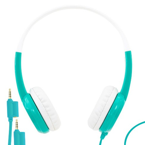 BuddyPhone Wired On-Ear Kids Headphones - image 1 of 4