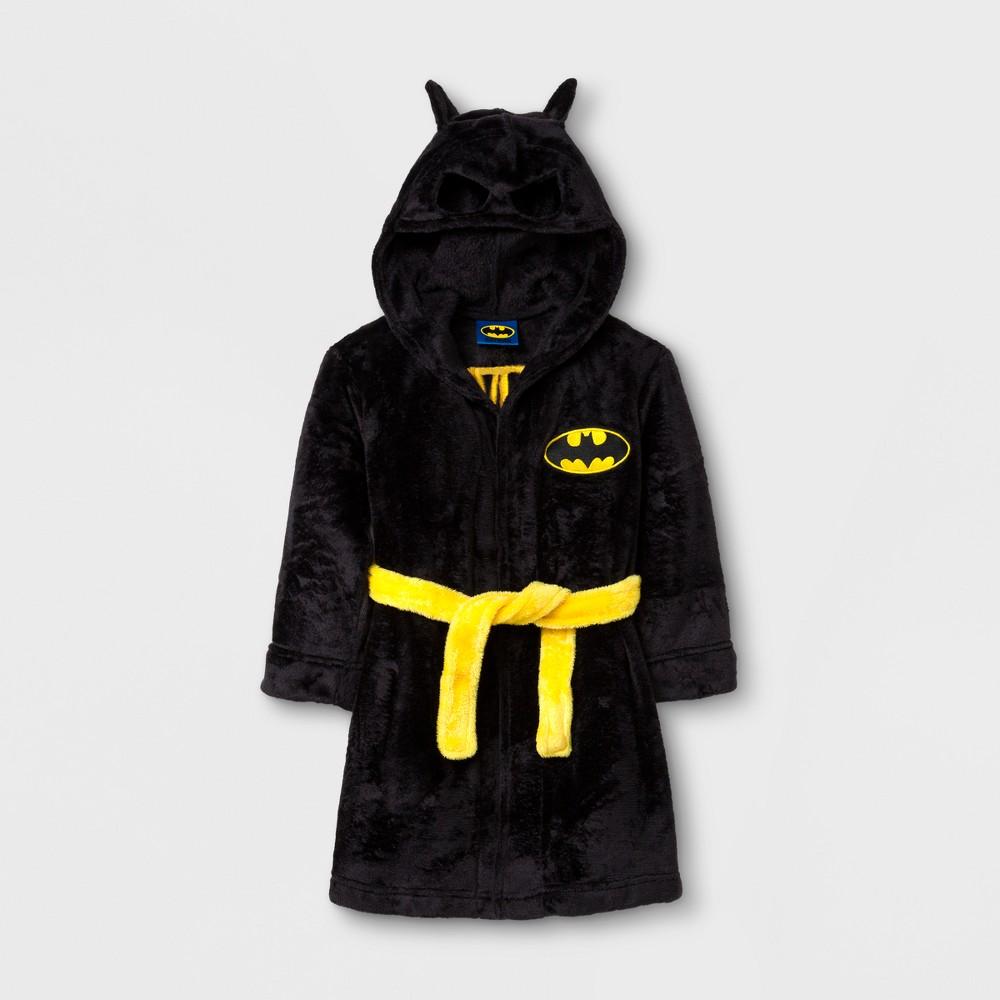 Robes DC Comics Black 4T, Toddler Boys