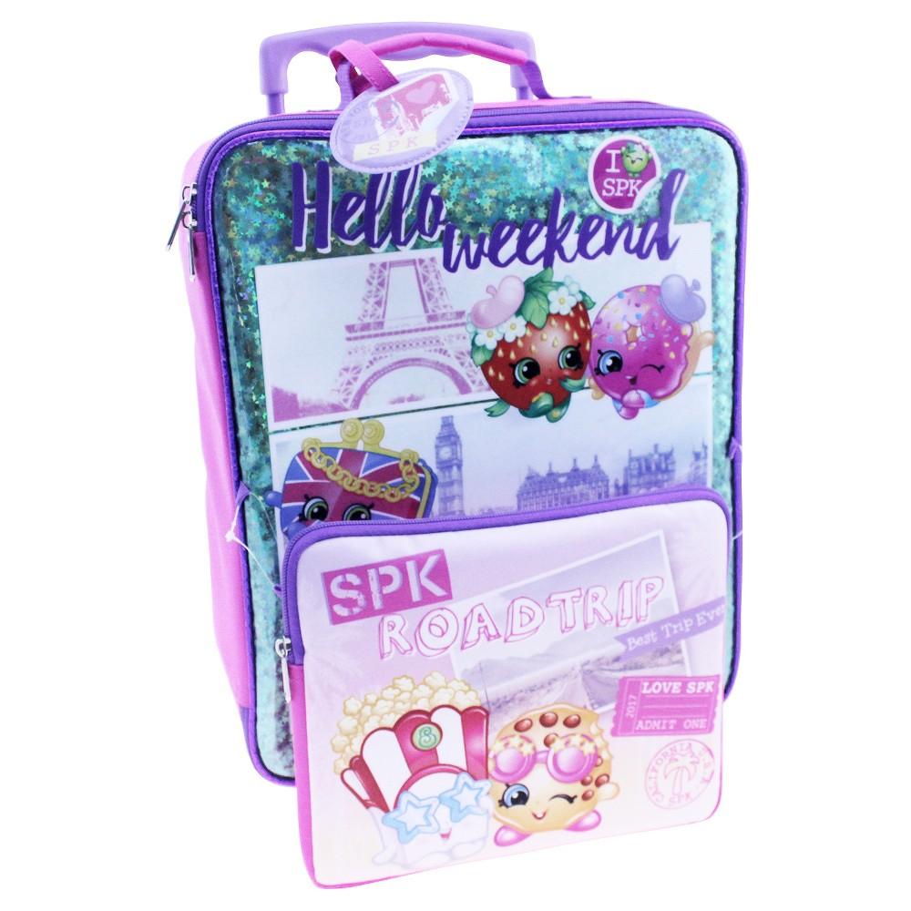 Shopkins Luggage Set - 3pc, Multi-Colored
