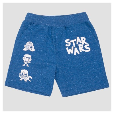 Jogger Shorts Star Wars Star Wars Bright Navy 18 M