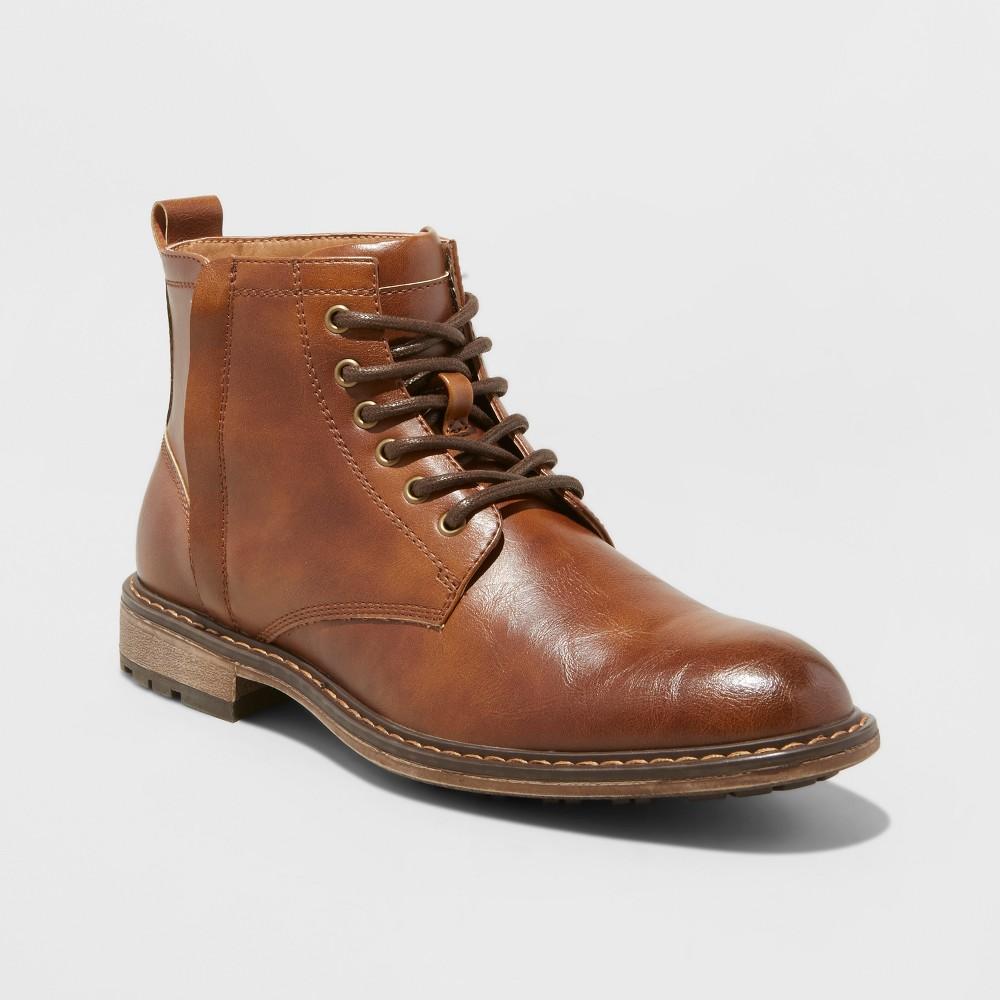 Fashion Boots SoHo Cobbler Soho 7 Cognac 7, Mens, Size: 10.5, Brown