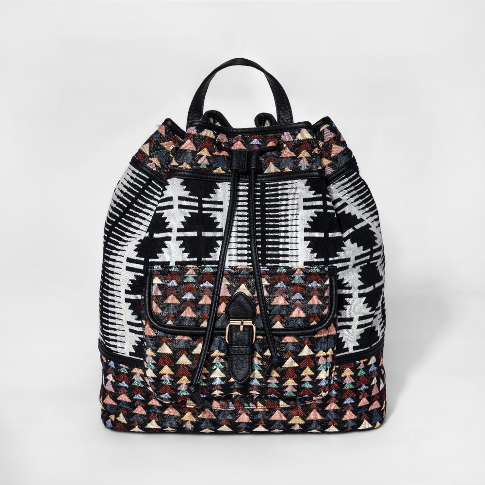 Under One Sky 2 in 1 Backpack - Black
