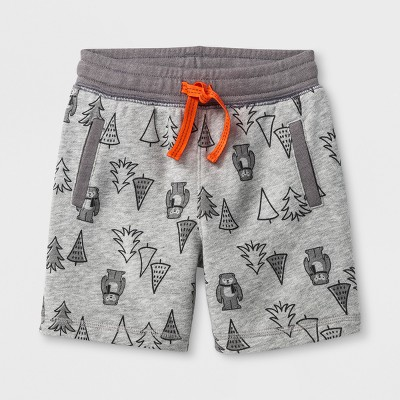 Lounge Shorts Cat & Jack™ Gray 12 MONTHS
