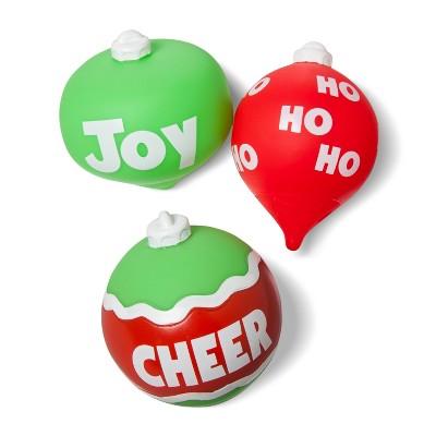 Infantino Squeeze & Squeak Ornaments