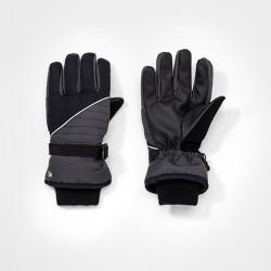 Boys' Colorblock Gloves C9 Champion® - Gray/Black