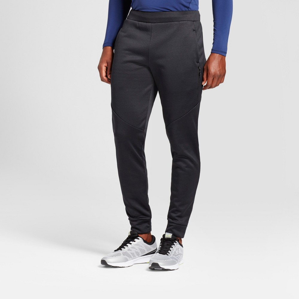 Men's Tech Speed Knit Fleece Pants - C9 Champion Black M