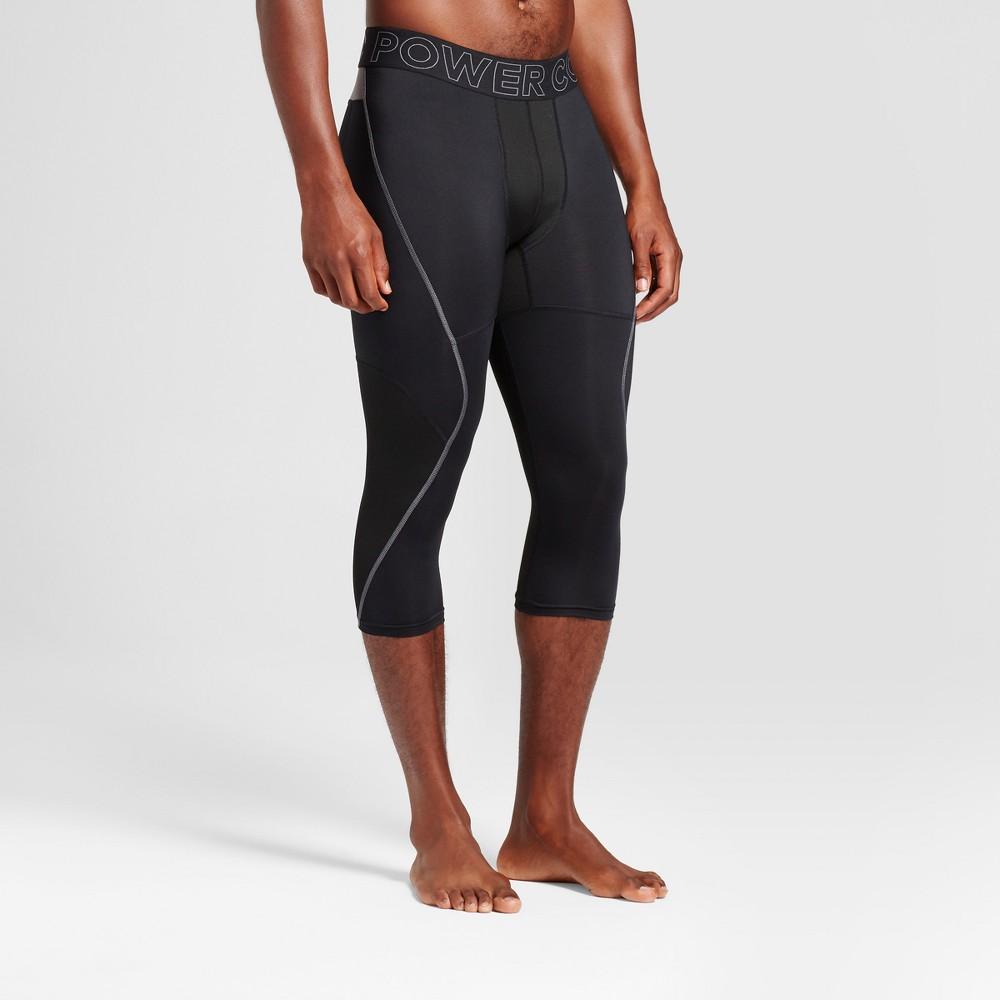 Men's Powercore 3/4 Tight Leggings - C9 Champion Black XL