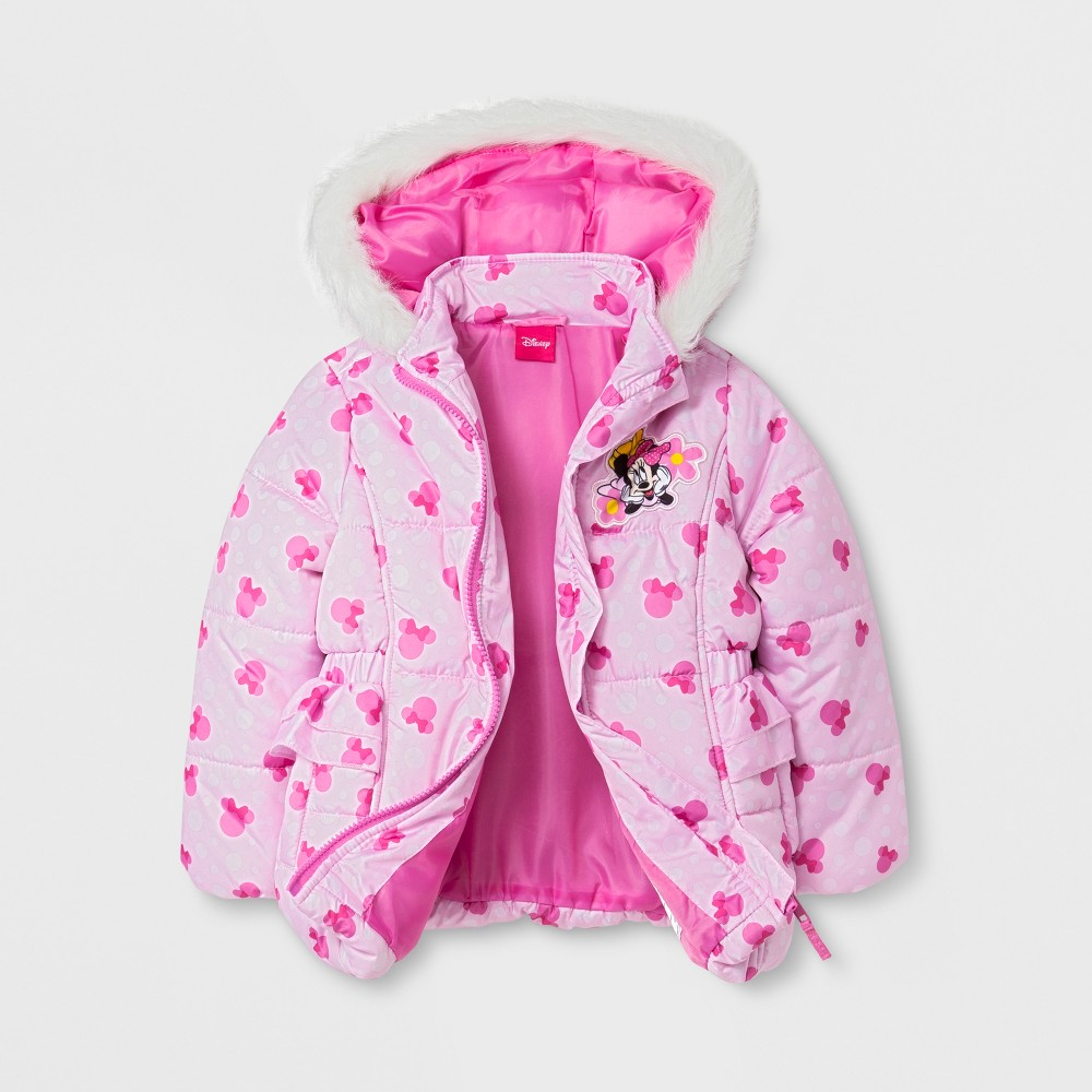 Outerwear Coats And Jackets Disney 3T Ballet, Toddler Girls, Pink