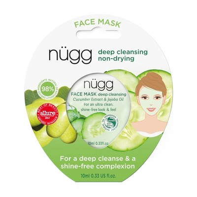 Nugg Deep Cleansing Face Mask - 0.33 fl oz