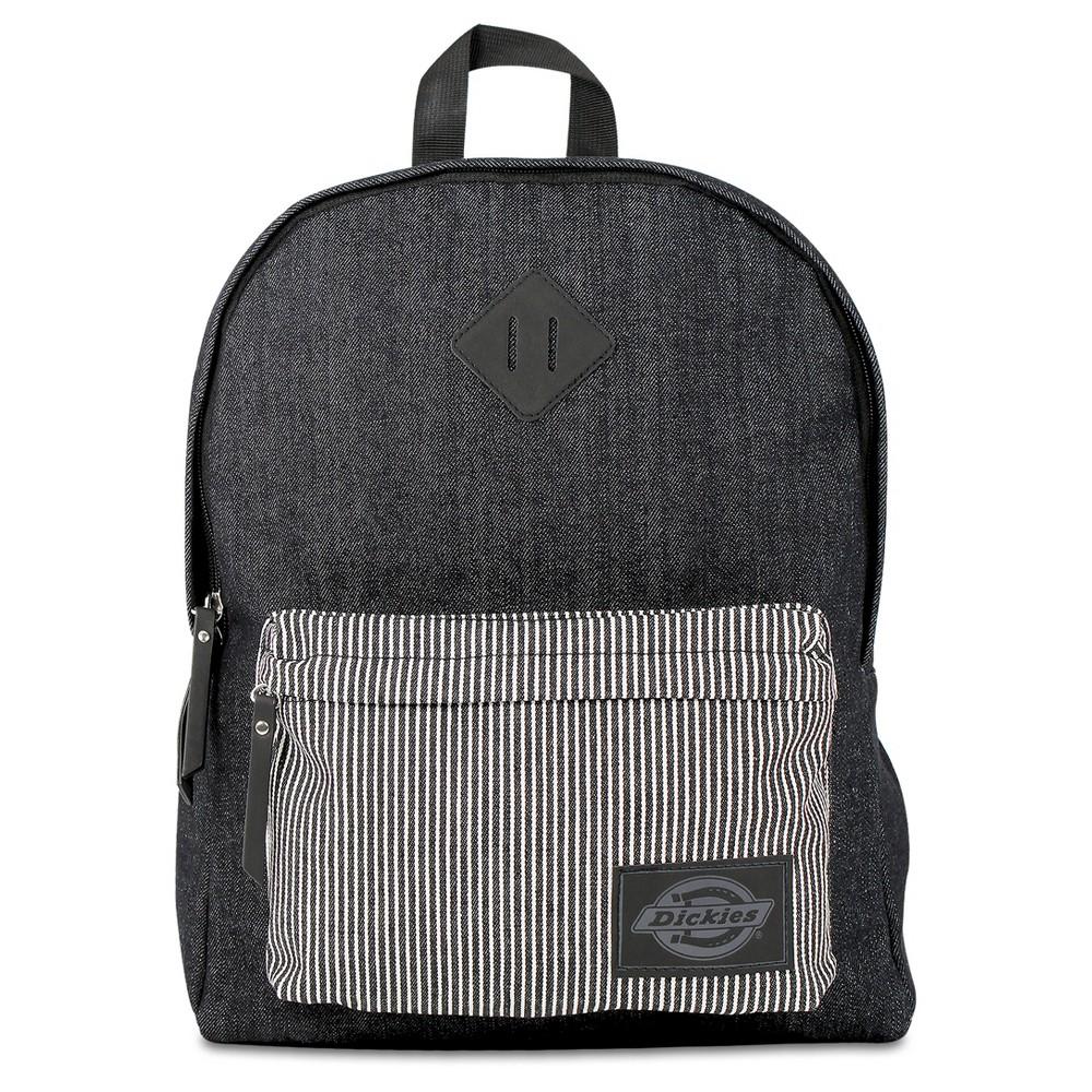 Dickies Classic Canvas Backpack - Black Denim