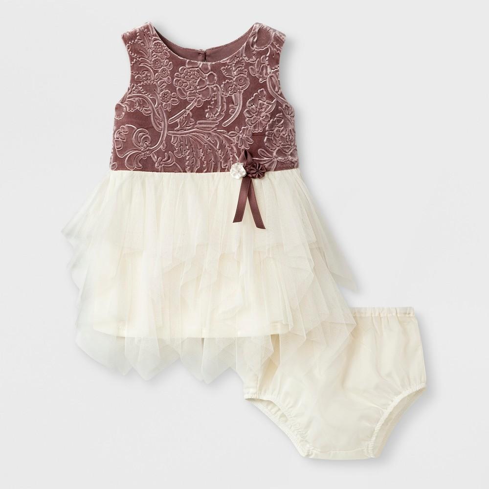 Baby Girls' Mia & Mimi Fairy Dress - Lilac 24 M, Purple
