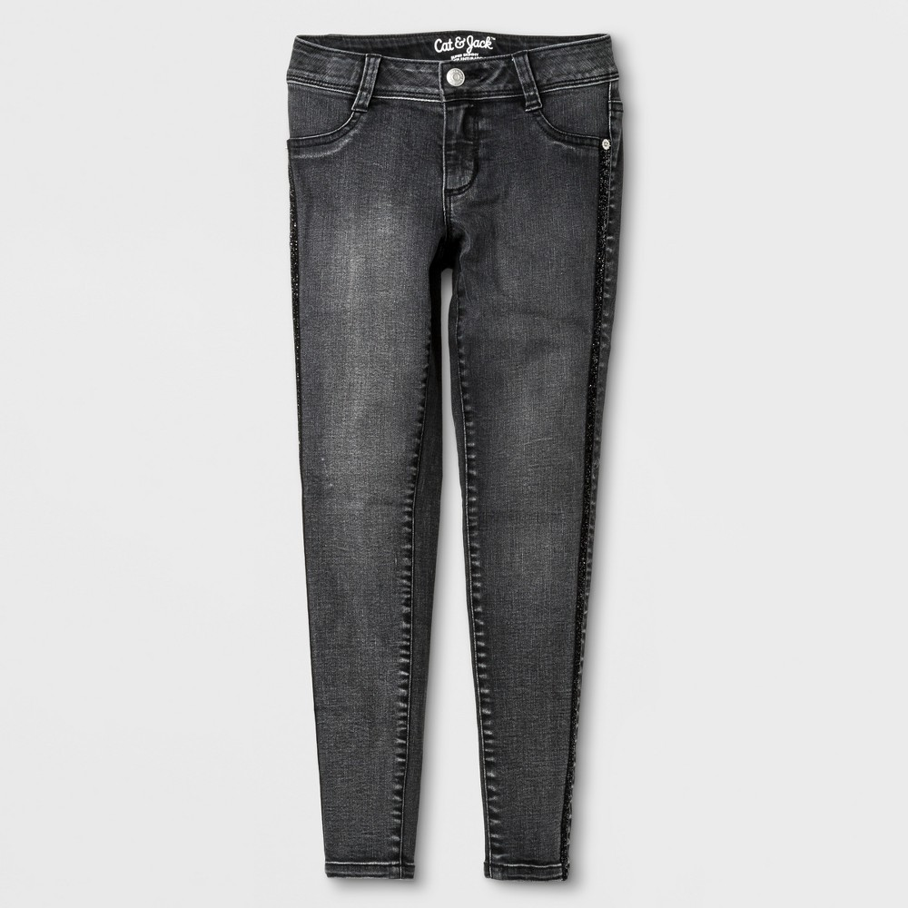Girls Jeans - Cat & Jack Black 7