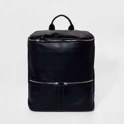 Women's Faux Leather Commuter Backpack - Mossimo Supply Co.™