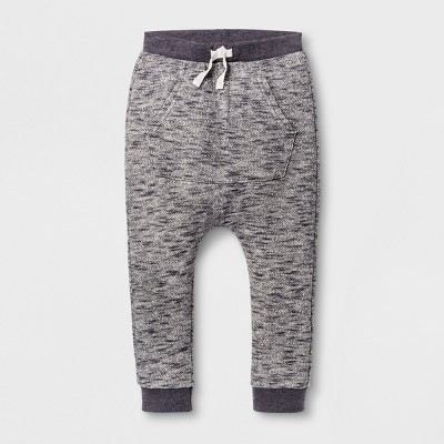 Baby Boys' Jogger with Kangaroo Pouch - Cat & Jack™ Gray 18M