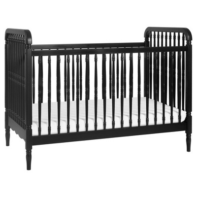 Million Dollar Baby Classic Liberty 3-in-1 Convertible Crib - Black