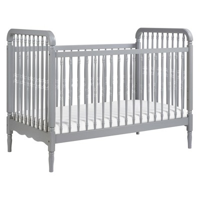 Million Dollar Baby Classic Liberty 3-in-1 Convertible Crib - Gray